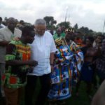 PHOTOS: Ex- Ghana President Jerry Rawlings commissions Asamoah Gyan's ultra-modern astroturf