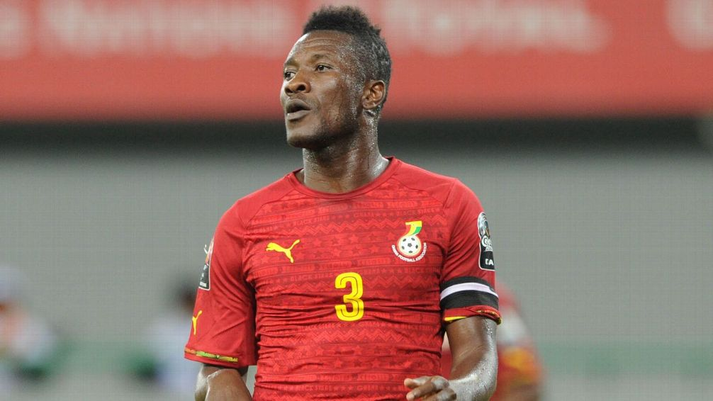 Asamoah Gyan to the rescue as Ghana skipper pays for private jet to fly his team-mates to Accra after government pulled out