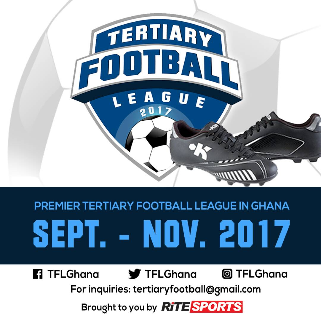 VIDEO: Watch teaser of the maiden Tertiary Football League set to rock Ghana in September
