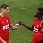 Thomas Partey returns to take his rightful spot at Atletico Madrid