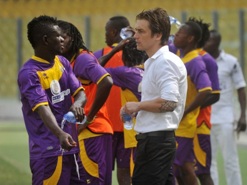 Fears for Great Olympics as Ghana FA ban looms for Swedish coach Tom Strand