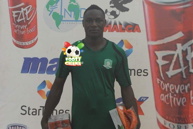 Aduana Stars defender Wahab Adams keen on Asante Kotoko switch