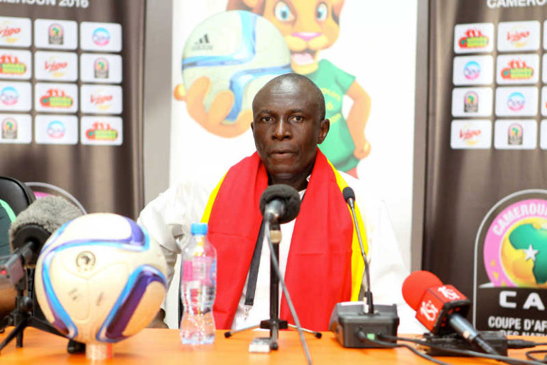 Yusif Basigi joyful over Black Princesses conditioning ahead of Guinea Bissau encounter