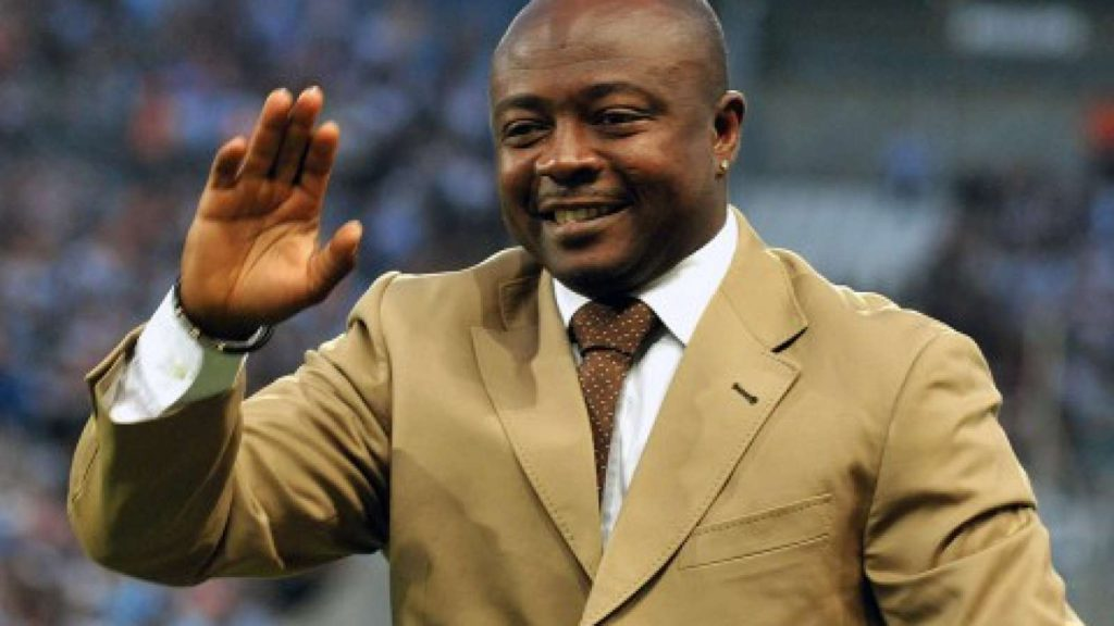 2018 WORLD CUP QUALIFIERS: Ghana legend Abedi Pele tips Nigeria over Cameroon