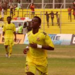 Talented midfielder Amos Addai not ruling out AshantiGold exit