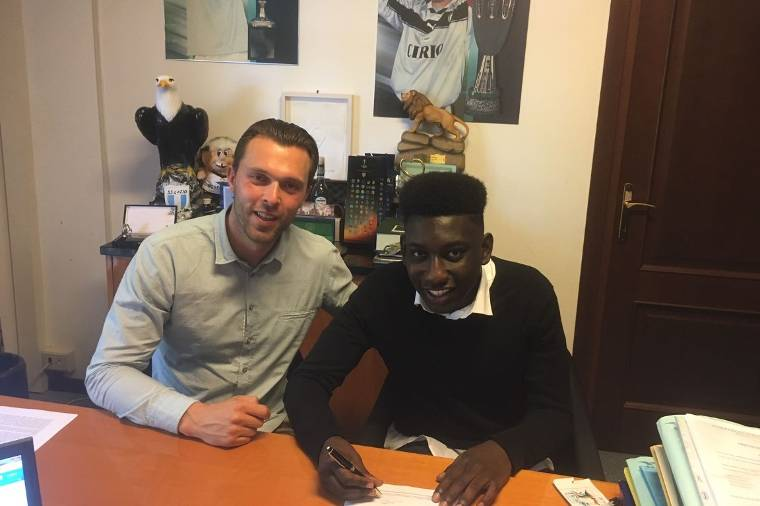 EXCLUSIVE: Italian Serie A side Lazio sign Dutch-born Ghanaian Emanuel Boateng
