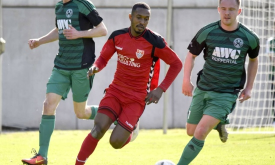 German lower-side KFC counting on experience of midfielder Charles Takyi