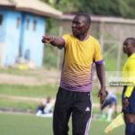 Tema Youth coach Nii Odoom-