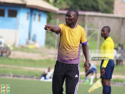 "Tema Youth coach Nii Odoom-""We were outplayed by Hearts of Oak\"""