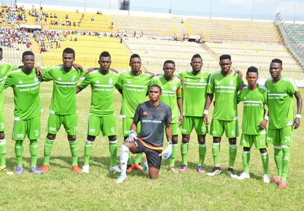 Match Report: Ashanti Gold 1-2 Elmina Sharks - Sharks stun Miners to end unbeaten streak