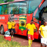 Asante Kotoko show mental toughness to return to training a week after fatal accident
