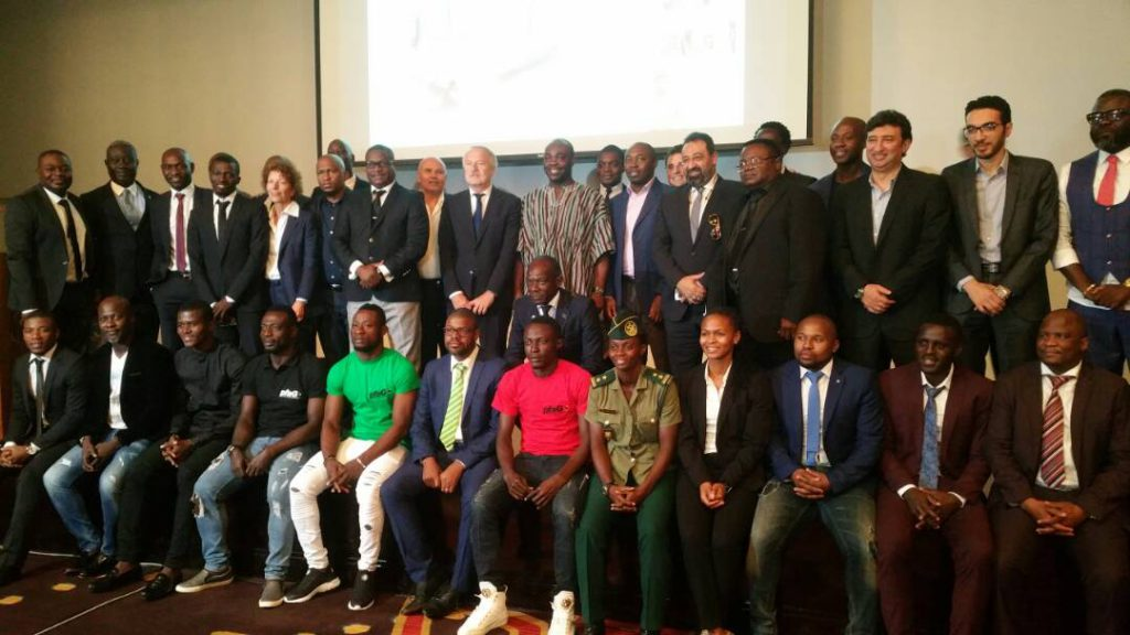 PHOTOS: FIFPro Division Africa Annual Congress in Ghana