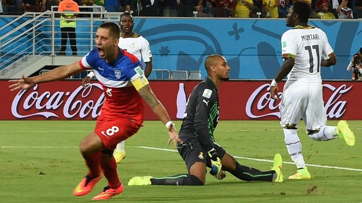 USA don't feel Ghana rivalry intensely but acknowledge the difficult clash