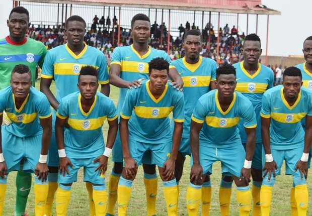 Wa All Stars outdoor new 2018 home kit ahead of Ghana League season