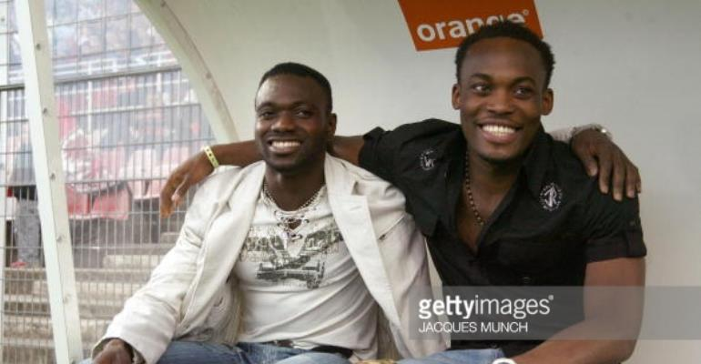 John Mensah names his best Ghanaian player for the last two decades
