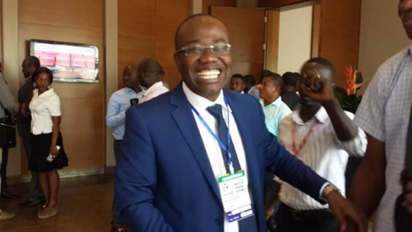 2018 CHAN QUALIFIER: Ghana FA President Nyantakyi to join Black Stars B in Ouagadougou on Friday