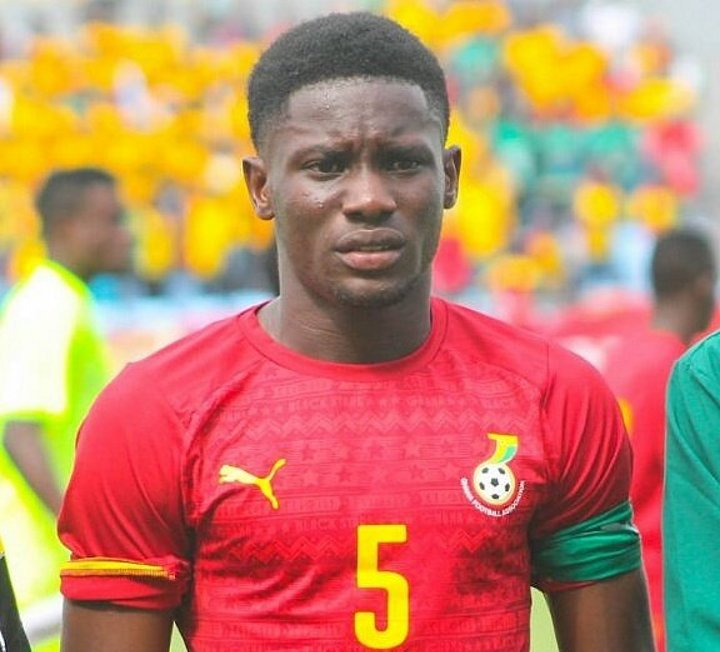 Ghanaian defender Kingsley Fobi joins English side Watford?
