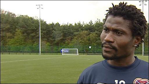 Hearts management should maintain Kim Grant - Laryea Kingston