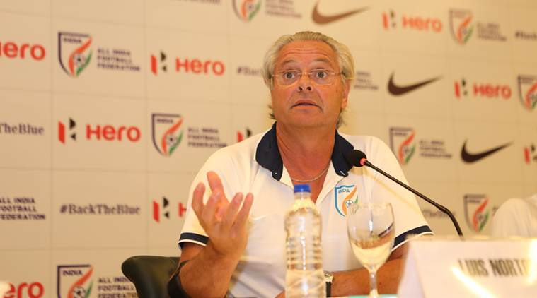 FIFA U17 WC: Coach Norton de Matos admits India football has a long way to go
