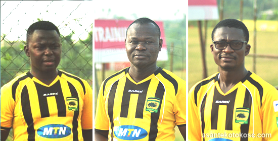 Asante Kotoko medical team share their experiences on the night of fatal crash