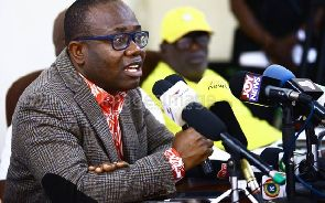 Ghana FA boss Kwesi Nyantakyi expresses disappointment in 2018 World Cup failure