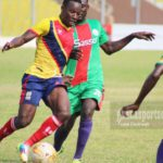 Sabahn Laryea coy on Hearts of Oak return