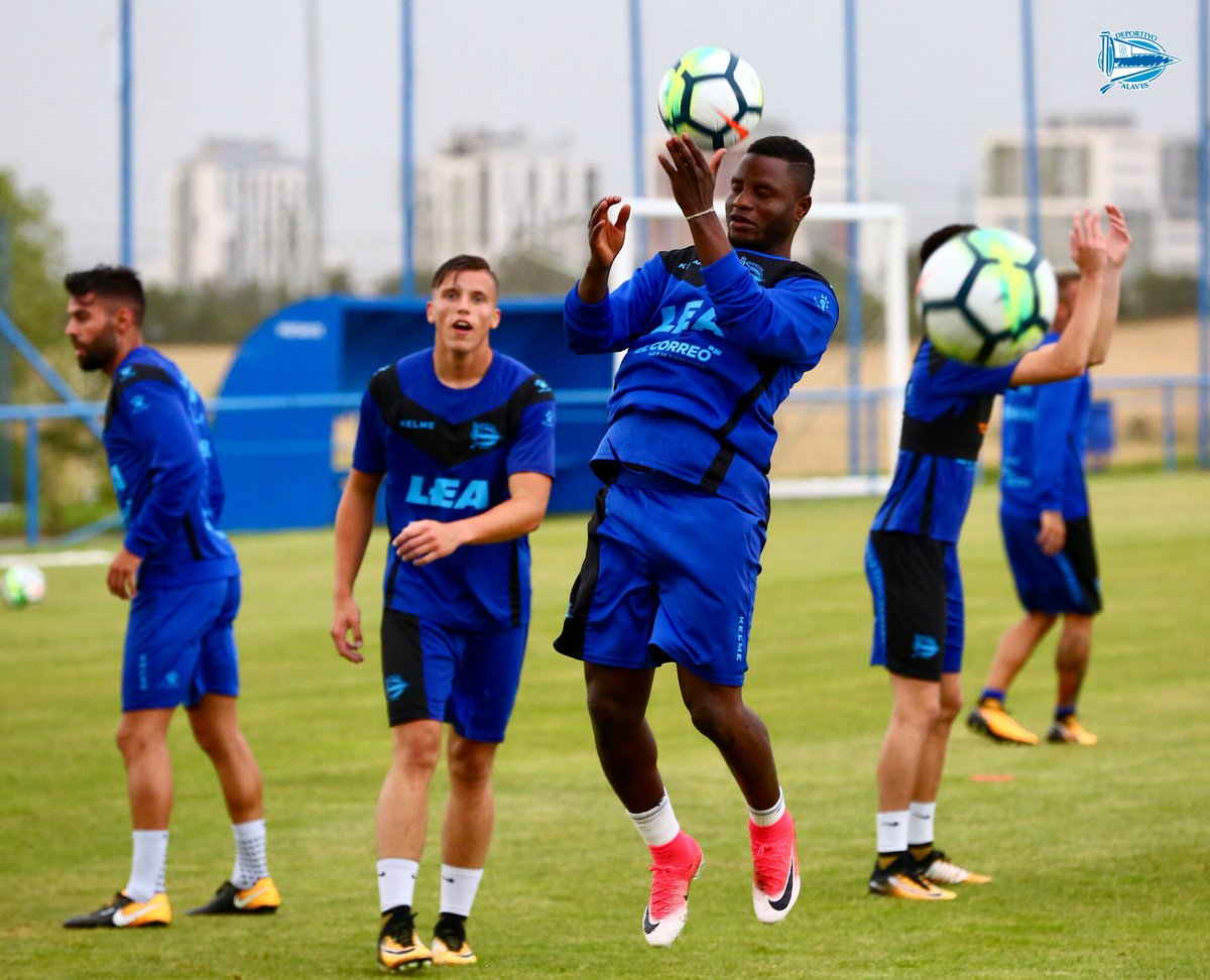Mubarak Wakaso provides assist in Deportivo Alaves pre-season win