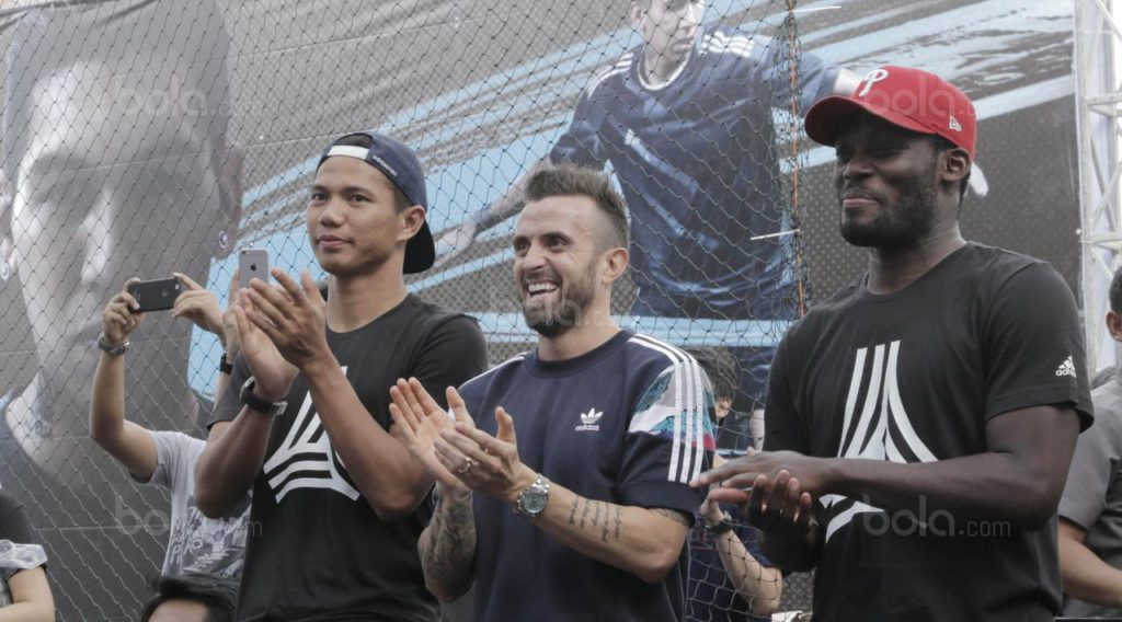 Adidas brand booming in Indonesia since Essien signed- Adidas chief Lauw