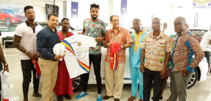 Hearts of Oak to sign Partnership deal with Hyundai Motors
