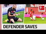 Top 10 Goal Line Clearances 2016/17 - Last-Ditch Defending with Boateng, Toprak, Ginter & More