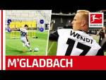 Wendt, the Quarterback - Maximum Fun with Grifo, Ginter & Zakaria while Traore's got the Groove
