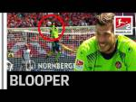 Unbelieveable - Unlucky Goalkeeper Blooper