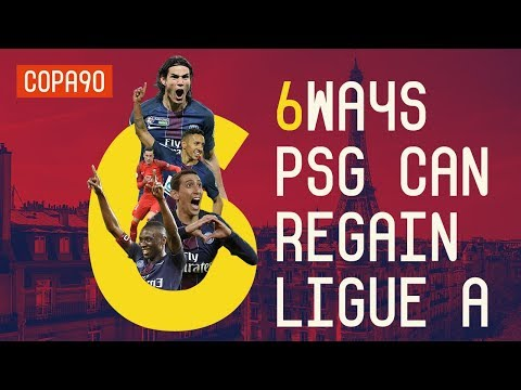 6 Ways PSG Can Regain Their Ligue 1 Crown