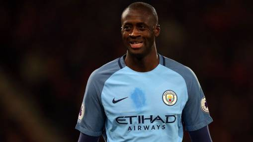 Yaya Toure Pep Guardiola Expects Manchester City To Win In