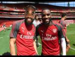 Highlights of Arsenal Members' Day 2017 plus THAT Reiss Nelson goal