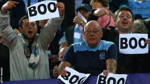 Man City will not be punished ...