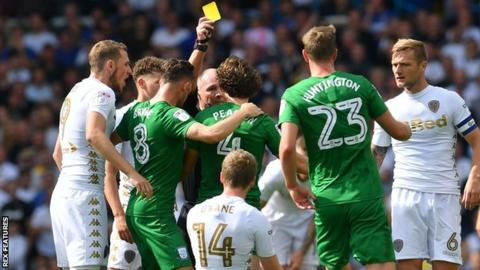 Image result for Leeds United vs Preston North End