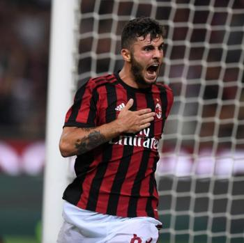 AC MILAN - 4 Serie A suitors for young forward CUTRONE