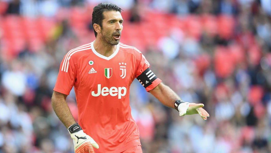 Juventus Stopper Gianluigi Buffon Confirms His Excitement for the Italian Super Cup Final