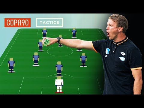The Wonderkid Manager: Julian Nagelsmann | COPA90 & Top Eleven