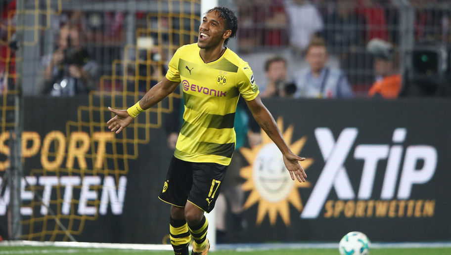 German Reports Claim Serial Scorer Aubameyang Will Leave Dortmund for Serie A Giants