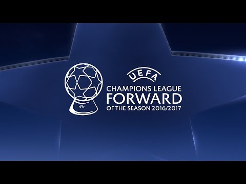 Messi, Dybala, Ronaldo: UEFA Champions League Forward of the Season 2016/17