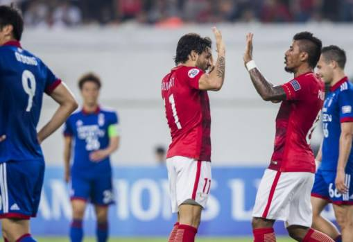 AFC Champions League Quarter-finals: Focus on Guangzhou Evergrande