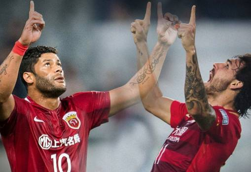 AFC Champions League Quarter-finals: Head to Head Hulk vs Ricardo Goulart