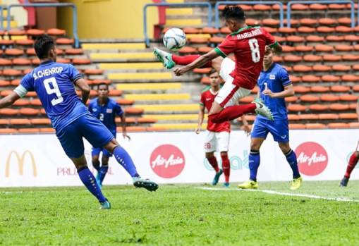 Indonesia hold Thailand, Vietnam cruise in SEA Games Group B Openers