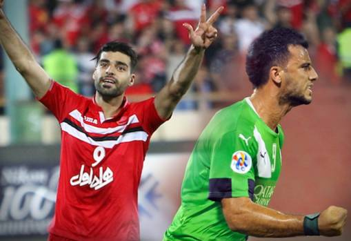 AFC Champions League Quarter-finals - Head to Head: Mehdi Taremi vs Omar Al Soma
