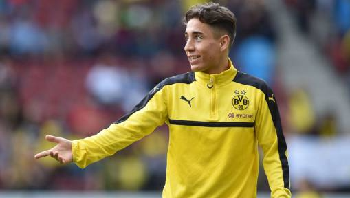 BVB Sporting Director Confirms 'Failed' Transfer as Emre Mor Talks Brake Down With Inter