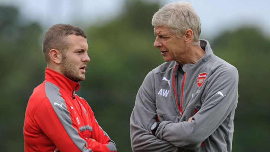 Arsene Wenger Confirms He Wants to Keep Injury-Prone Midfielder at the Emirates This Season