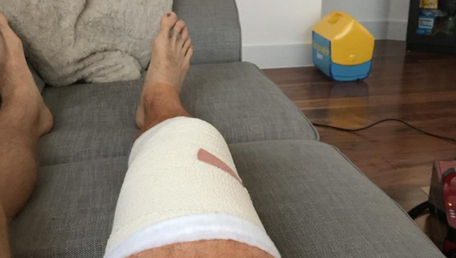 PHOTO: Injury-Plagued Watford Centre-Back Confirms ACL Rupture in Heartfelt Social Media Post