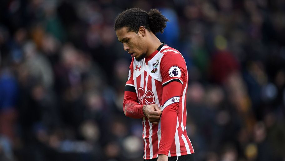Former Southampton Forward Claims Virgil van Dijk Will Join Liverpool This Summer